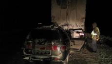 В Марий Эл легковушка врезалась в грузовик, водитель — погиб