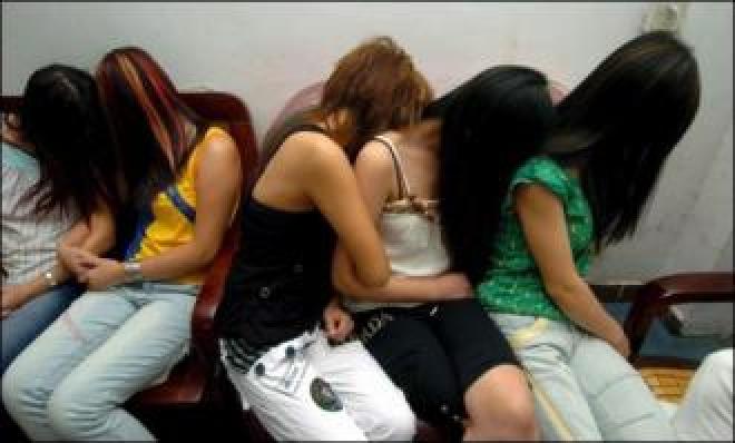 В Йошкар-Оле накрыли бордель с несовершеннолетними проститутками