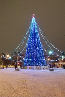 Праздничные мероприятия в Йошкар-Оле
