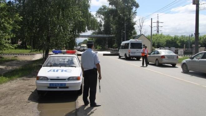 В Горномарийском районе начались тотальные проверки автомашин