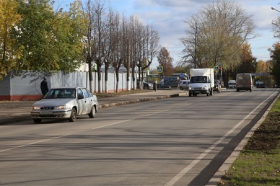 Километровый участок улицы Соловьева отремонтирован за 27,5 млн рублей