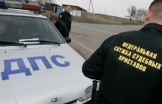 Судебные приставы искали должников на Козьмодемьянском тракте