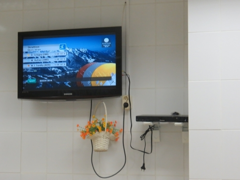 Сотрудники прокуратуры побывали в детском отделении противотуберкулезного диспансера