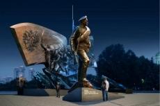 Сегодня на Поклонной горе  президент РФ Владимир Путин открыл памятник героям Первой мировой войны