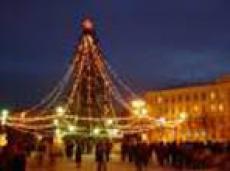 В Йошкар-Оле начинаются новогодние гуляния