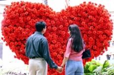 В День всех влюбленных 12 йошкар-олинских пар сочетаются узами брака