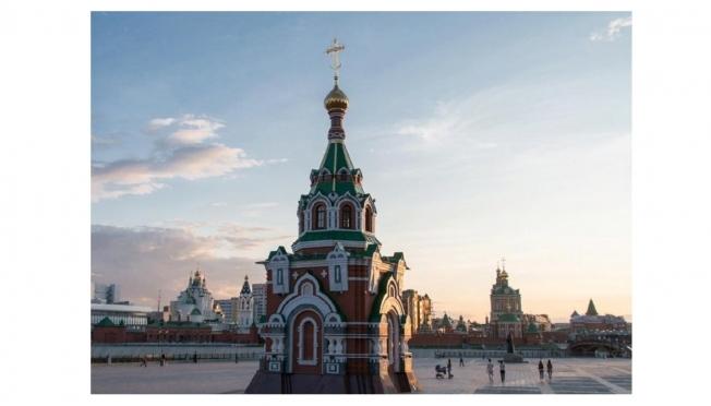 Епархия получит в собственность часовню Святых Петра и Февронии
