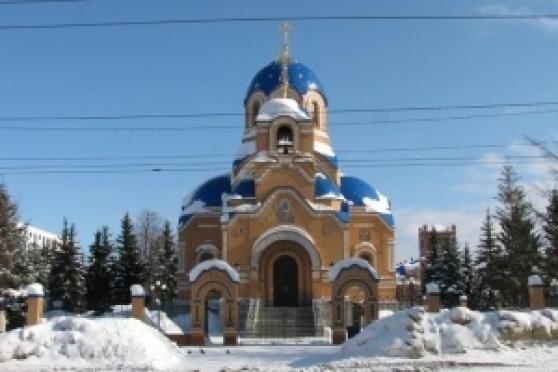 В православных храмах Марий Эл тренировали эвакуацию