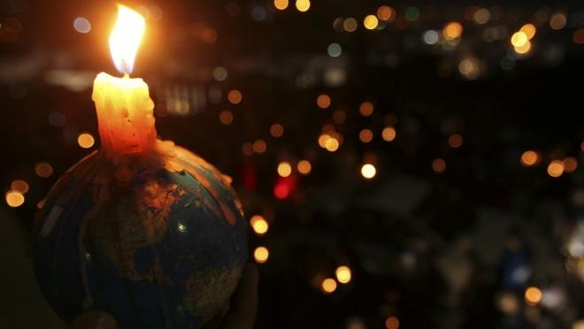 24 марта Земля на час погрузится во мрак