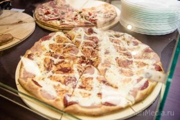 Наша аппетитная пицца