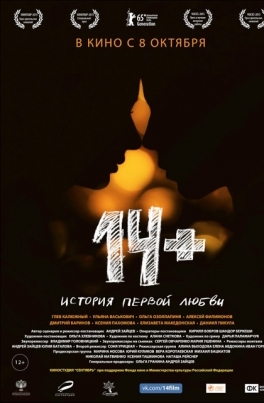 14+ постер