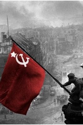 Яркая звезда Победы постер