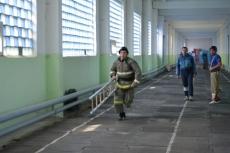 В МЧС выбрали лучших караульных и пожарных
