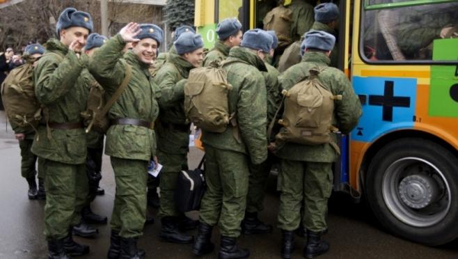 Новобранцев из Йошкар-Олы ждут в Подмосковье