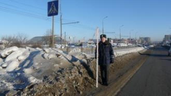 В Йошкар-Оле найдены опасные пешеходные переходы