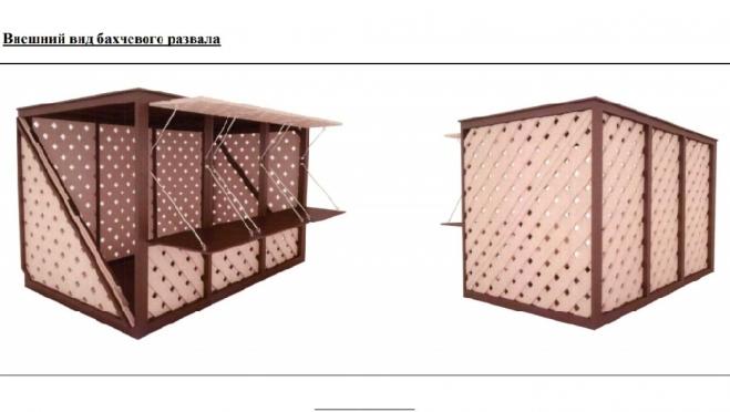 В Йошкар-Оле бахчевые развалы оборудуют в едином стиле