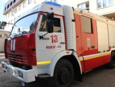 Йошкар-олинская СЧ-13 трансформировалась в специализированную пожарно-спасательную часть