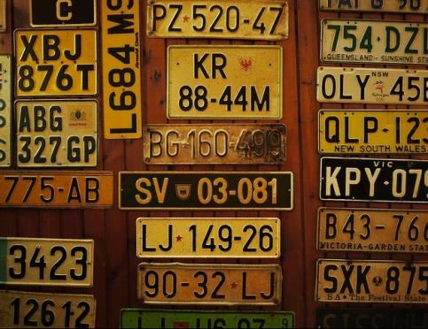 Жители Марий Эл не смогут свободно покупать красивые номера для своих машин