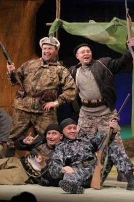 Особенности национальной охоты в Коми