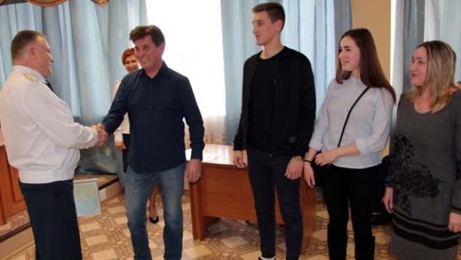 Ветераны УФСИН получили государственные жилищные сертификаты
