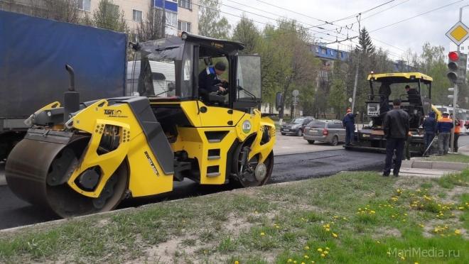 В Савино начался ремонт дорог