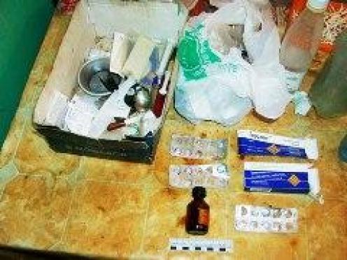 Сотрудники полиции Марий Эл ликвидировали дезоморфиновый притон