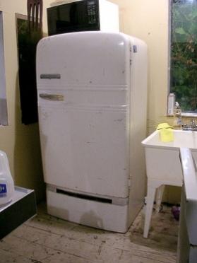 Причиной пожара в Волжском районе стал неисправный холодильник
