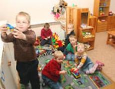 В детском саду поселка Советский Республики Марий Эл кишечная палочка жила в каждом пятом стакане
