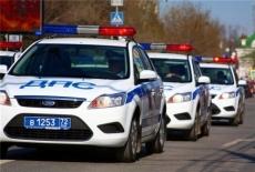 В правительственных кортежах вновь появятся автомобили Госавтоинспекции