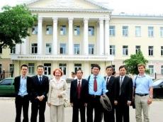 «Волгатех» принимает китайскую делегацию