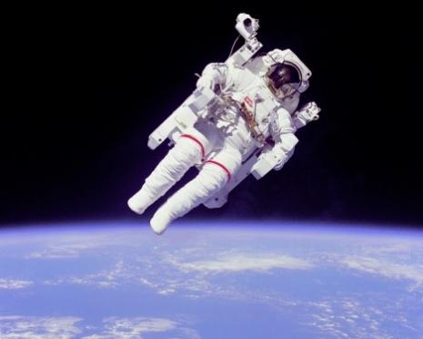 Средняя зарплата космонавта в России составляет 64 тысячи рублей