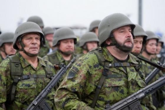 Военнообязанных в запасе ждут в воинских частях и подразделениях