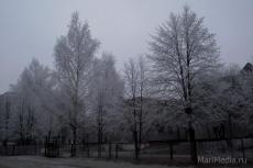 В воскресенье в Марий Эл ударит мороз