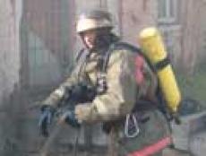 В крупном пожаре в центре Йошкар-Олы погибли 2 человека