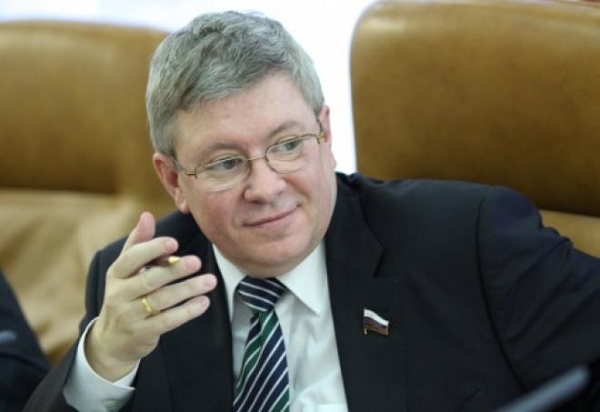 Сенатор от Марий Эл Александр Торшин отмечает сегодня свое 60-летие