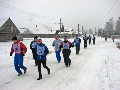 Йошкаролинцам предлагают начать Новый год с пробежки