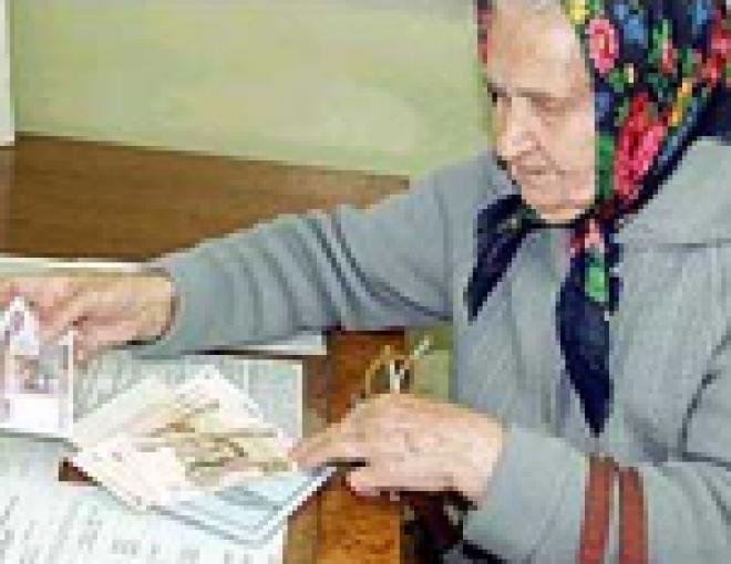 Пенсионеры Марий Эл получат январские пенсии заблаговременно