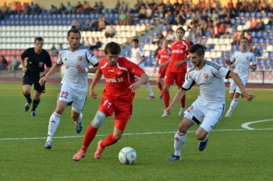 Игрок йошкар-олинского «Спартака» дисквалифицирован и оштрафован