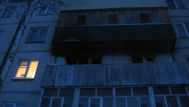 Сегодня ночью в посёлке Новый на пожаре погибла женщина