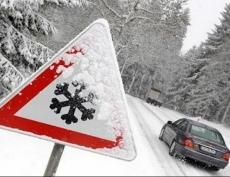 ГИБДД: водителям пора психологически перестроиться на зимний стиль вождения
