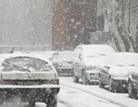 Завтра снегопад в столице Марий Эл может усилиться