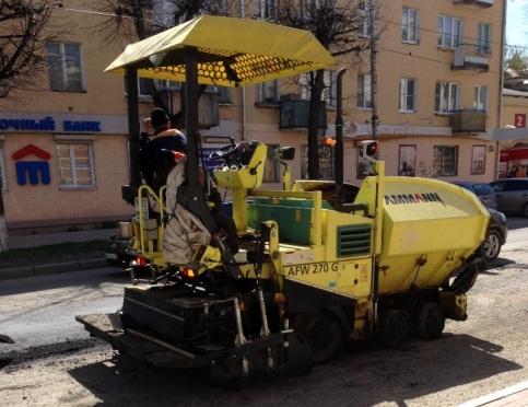 Состояние улично-дорожной сети Йошкар-Олы по-прежнему остается неудовлетворительным
