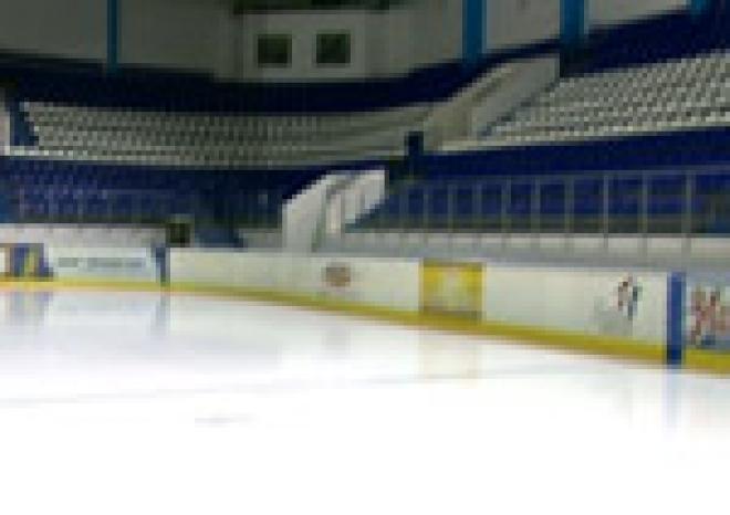 В Ледовом дворце Марий Эл началась подготовка к шоу фигуристов «Звёзды на льду»