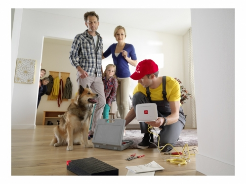 До конца года «Дом.ru» подключит к своей сети 357 тысяч квартир