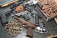 В квартире 60-летнего йошкаролинца обнаружен арсенал