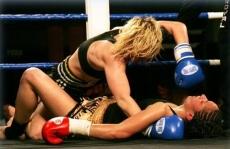 Полина Петухова стала первой на Всероссийских соревнованиях по тайскому боксу
