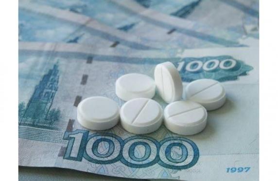 Министр здравоохранения потребовала поднять цены на лекарства