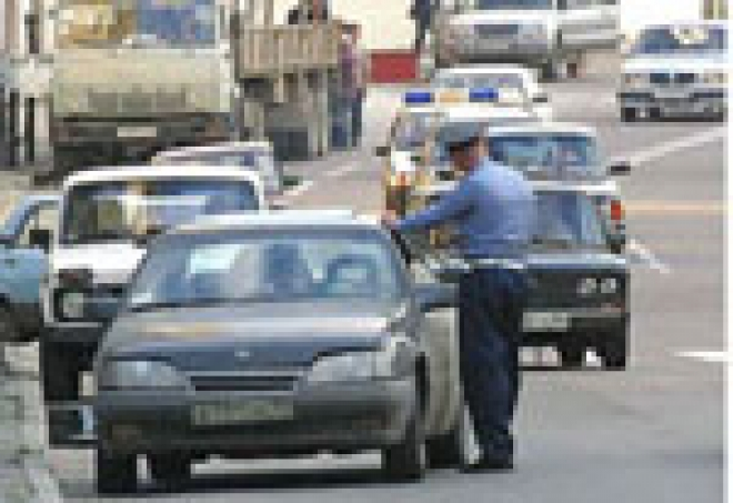 Водители Йошкар-Олы (Марий Эл) игнорируют требования ГИБДД