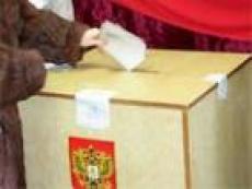 Сегодня в 8 утра в Марий Эл открылись 592 избирательных участка