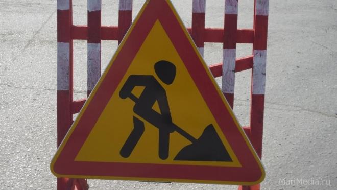 В Йошкар-Оле ограничены подъезды к детскому саду № 8